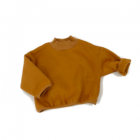 Bluza Oversized Honey1