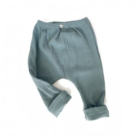 Pantaloni Dusty Blue Candy0
