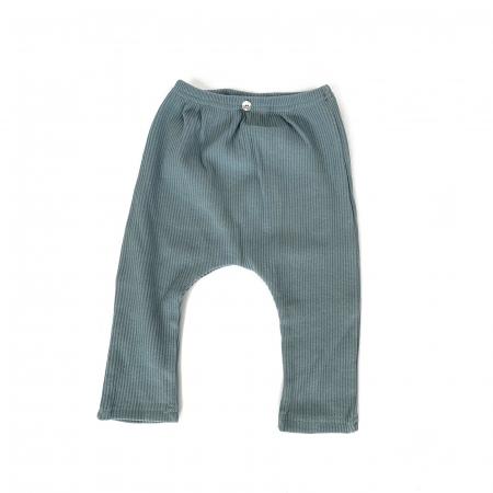 Pantaloni Dusty Blue Candy1