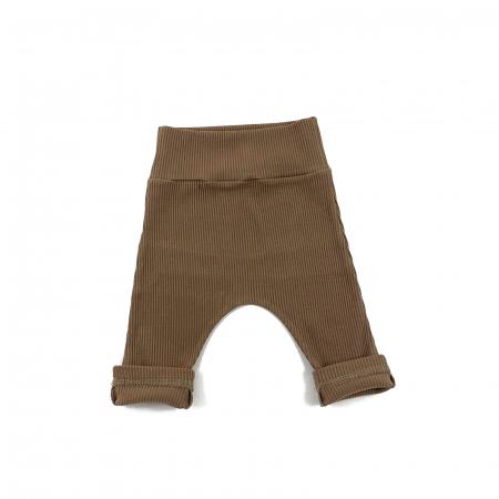 Pantaloni Capucino Cream0