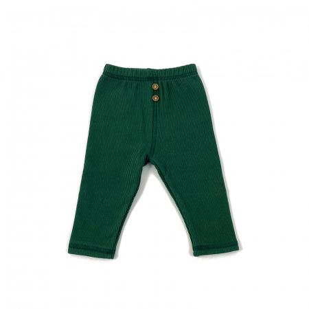 Pantaloni pufosi Green Marshmallow0