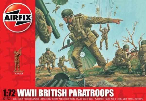 Airfix British Paratroops 0
