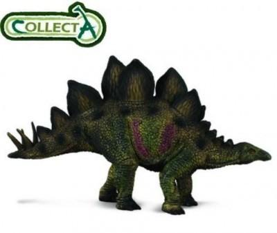 Figurina din plastic dinozaur Stegosaurus 0