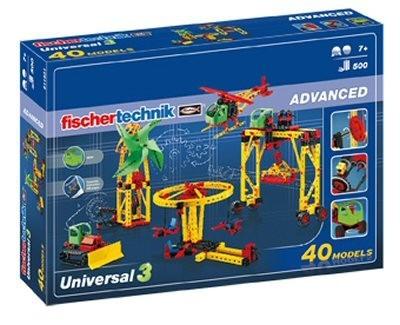Fischertechnik Set Constructie 40 modele Universal 3 0