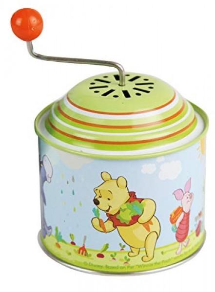Flasneta muzicala Winnie the Pooh metalica Lena 0