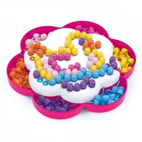 Joc mozaic pentru copii Quercetti Pixel Daisy 150 piese 0