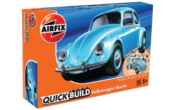 Kit constructie Airfix Airfix QUICK BUILD VW Beetle 0