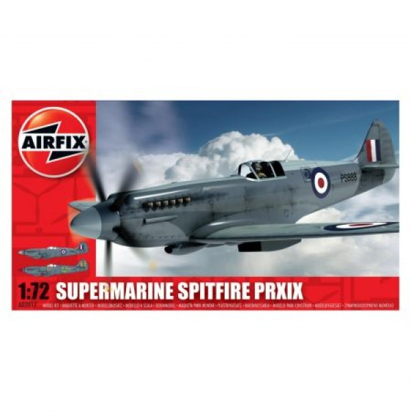 Kit constructie Airfix avion Supermarine Spitfire PRXIX 0
