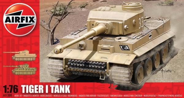 Kit constructie Airfix avion Tiger I Tank 0
