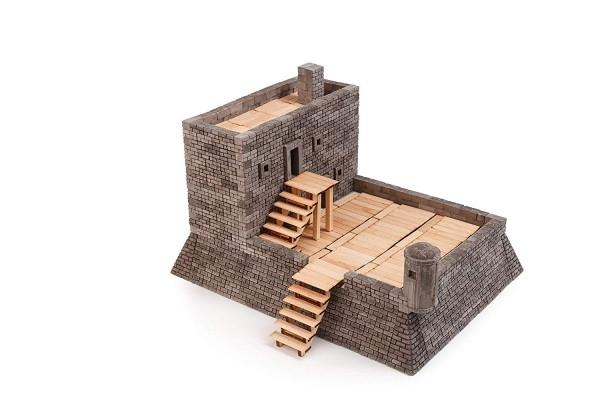 Kit constructie caramizi Wise Elk Fortul Matanzas 1000 piese reutilizabile 0