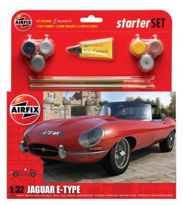 Kit constructie masina Jaguar E Type 0