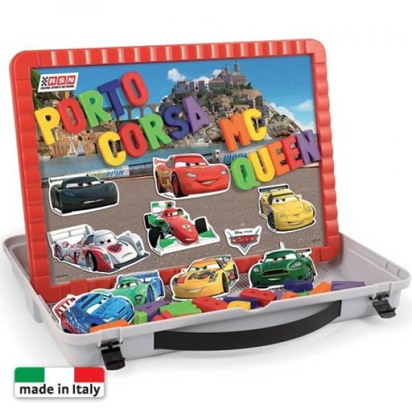 Quercetti - Magnetino Disney Cars 0
