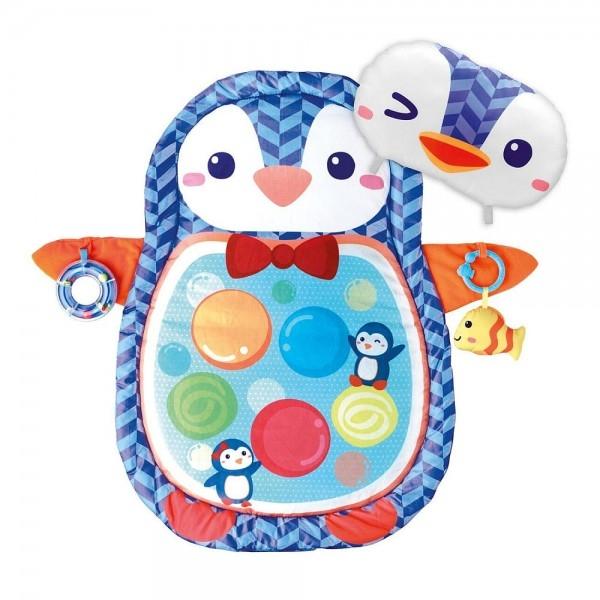 Salteluta bebe WinFun Pinguin cu activitati 0