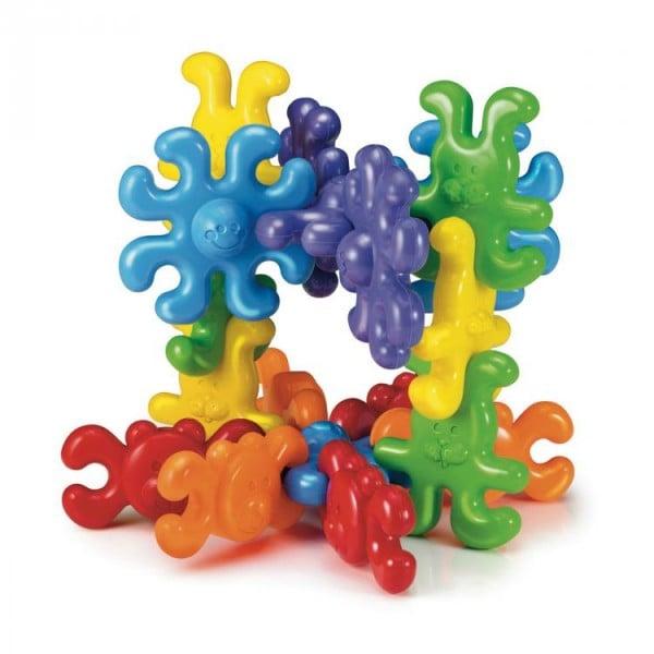 Set creativ pentru copii Colier Maxi Animale Quercetti 21 piese 0