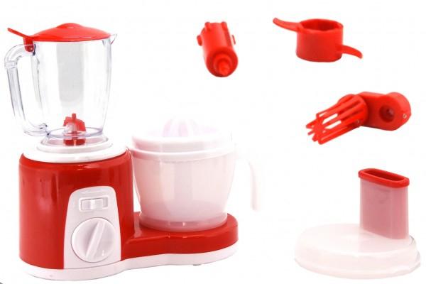 Set de plastic compus din blender mixer si storcator de fructe cu 2 viteze 0