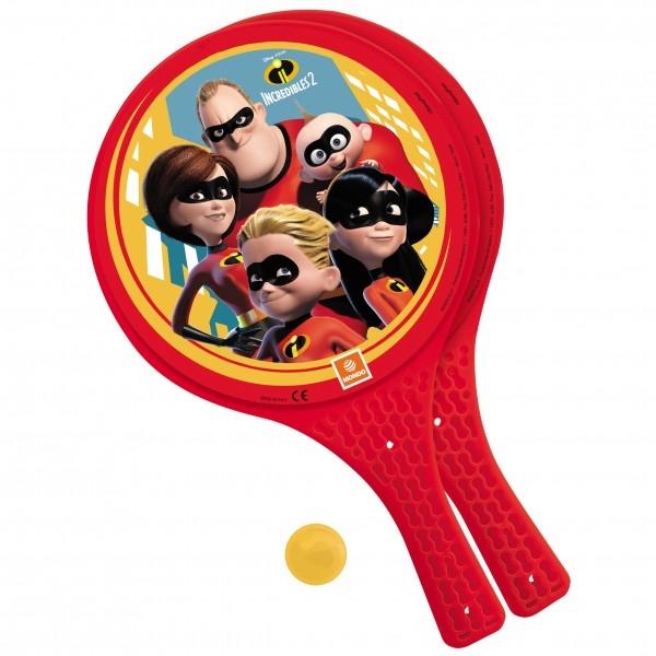 Set Palete Incredibles 2 cu Minge Mondo 0