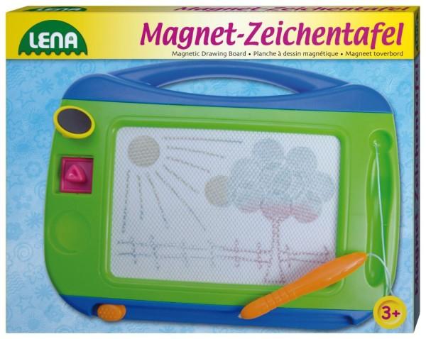 Tablita magnetica de desenat 32 cm Lena 0