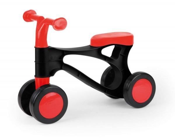 Vehicul fara pedale Lena din plastic Neagra 0