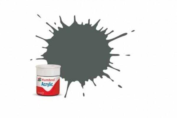 Vopsea modelism Humbrol 0001 Acrilic Numar 1 Grey Primer Matt 14 ml 0