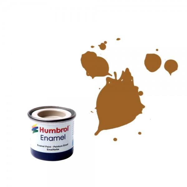 Vopsea modelism Humbrol 0134 Email Numar 12 Cooper Metallic  14 ml 0