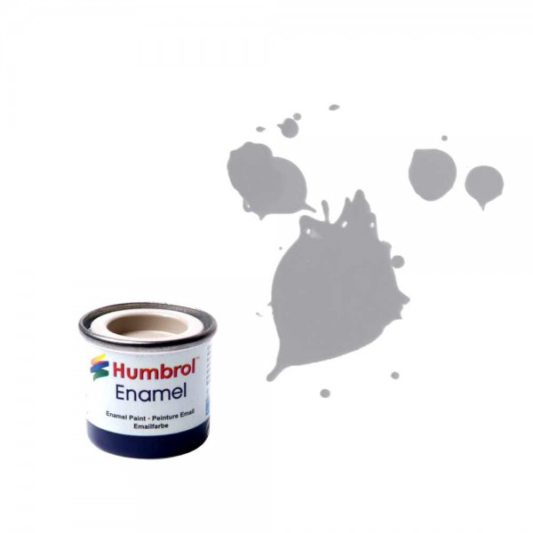 Vopsea modelism Humbrol 0432 Email Numar 40 Pale Grey Gloss 14 ml 0
