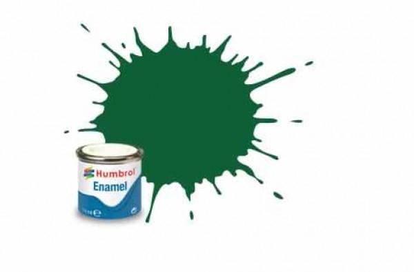 Vopsea modelism Humbrol 1328 Email Numar 120 Light Green Matt 14 ml 0