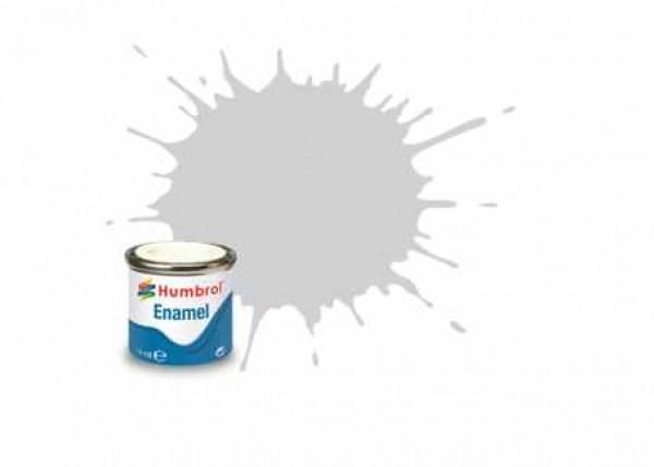 Vopsea modelism Humbrol 1599 Email Numar 147 Light Grey Matt 14 ml 0