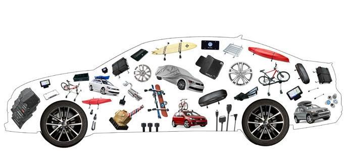 Accesorii VW
