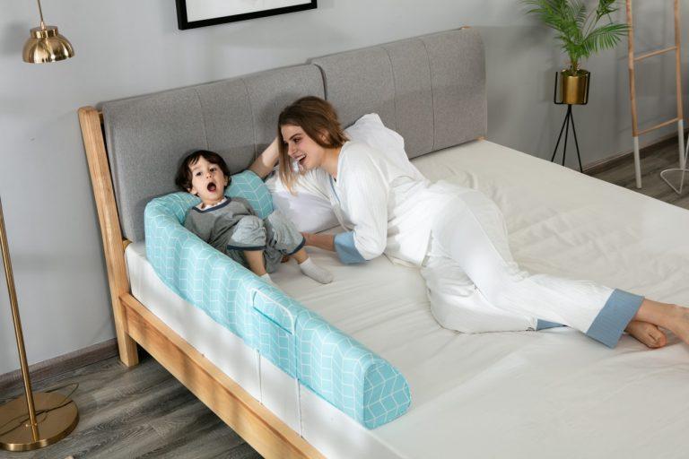 Produse de care suntem foarte mulțumiți – Apărătoarele laterale de pat flexibile