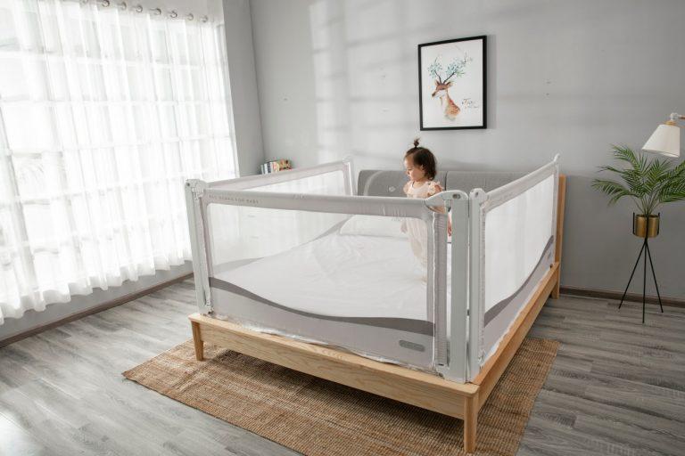 Produse de care suntem foarte mulțumiți – Protecția laterală de pat XXL