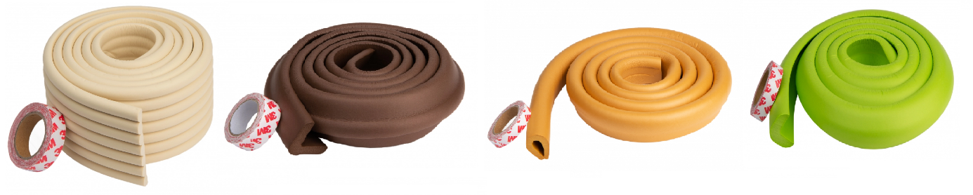 diferite modele de benzi de protectie pentru copii