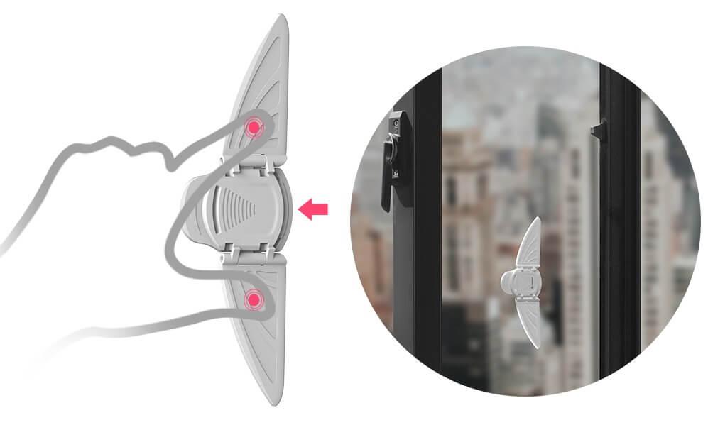 functionare blocator geamuri