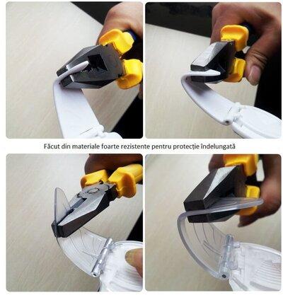 test de rezistenta pentru blocatoarele de geam