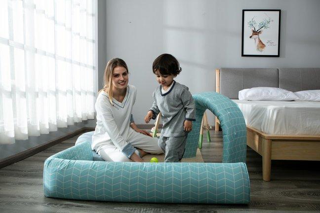 Aparatoare pat copii flexibile