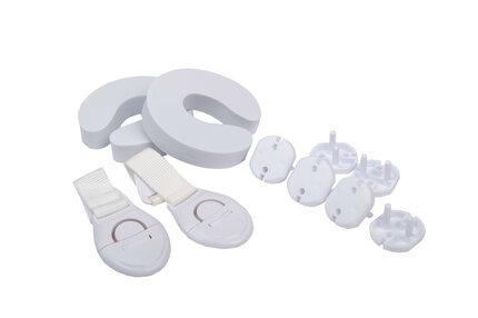 Sigurante pentru sertare, opritoare de usa si protectii pentru priza