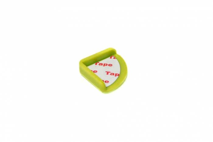 Set 4 bucati aparatoare colturi verde, 3.0x3.0x0.8 cm_Buy4Baby 1