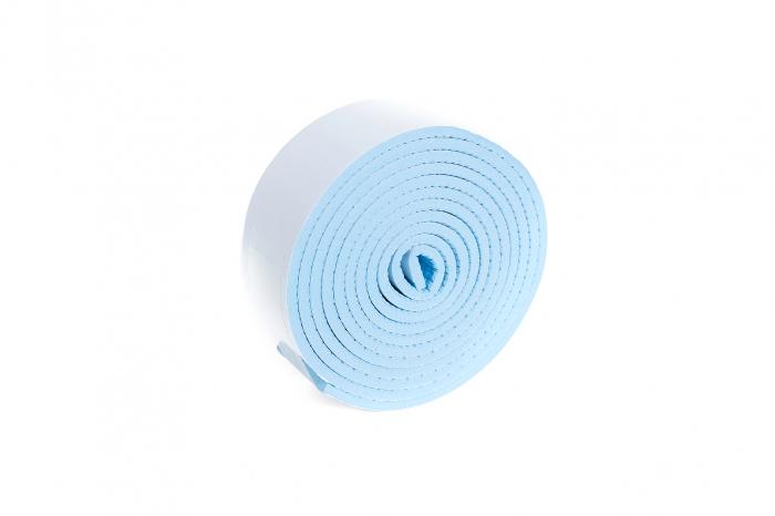 Set 2 benzi protectie multifunctionale plate bleu 3.5x0.4x200 cm_Buy4Baby 2