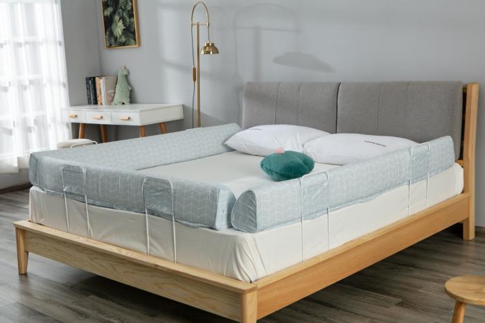 Aparatoare pat copii 180 cm - spuma cu memorie [1]