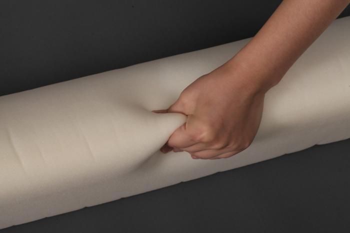 Aparatoare pat copii 180 cm - spuma cu memorie 8