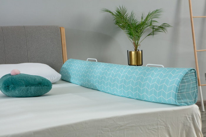Aparatoare pat copii 180 cm - spuma cu memorie 0