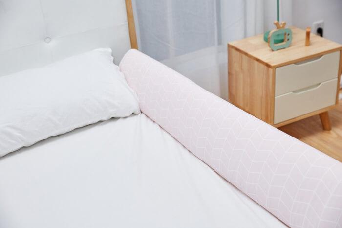 Aparatoare pat copii 180 cm - spuma cu memorie 1