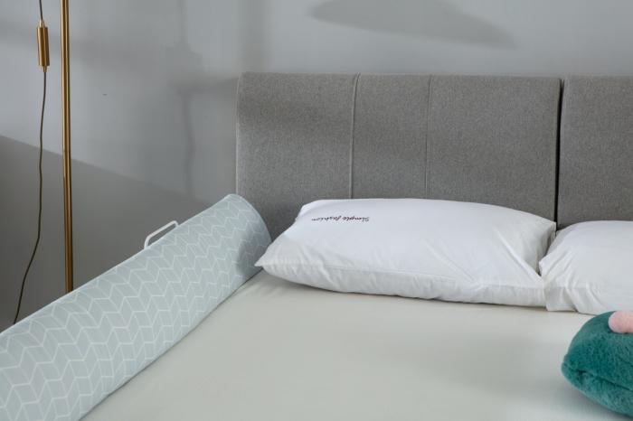 Aparatoare pat copii 180 cm - spuma cu memorie [2]