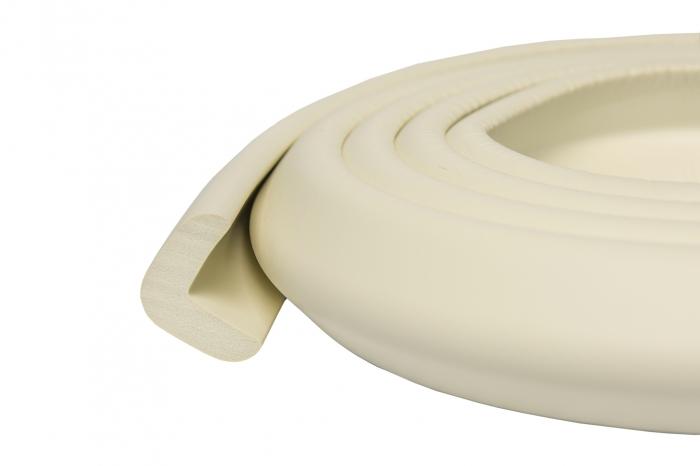 Banda protectie subtire maro pentru muchii si margini 2.3x0.9x200 cm_Buy4Baby [1]