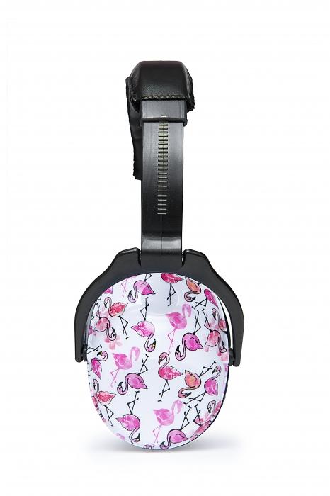 Casti antifonice pentru copii Flamingo 1