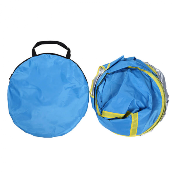 Cort de plaja cu protectie UV pentru bebelusi, 117x79x70 cm [2]