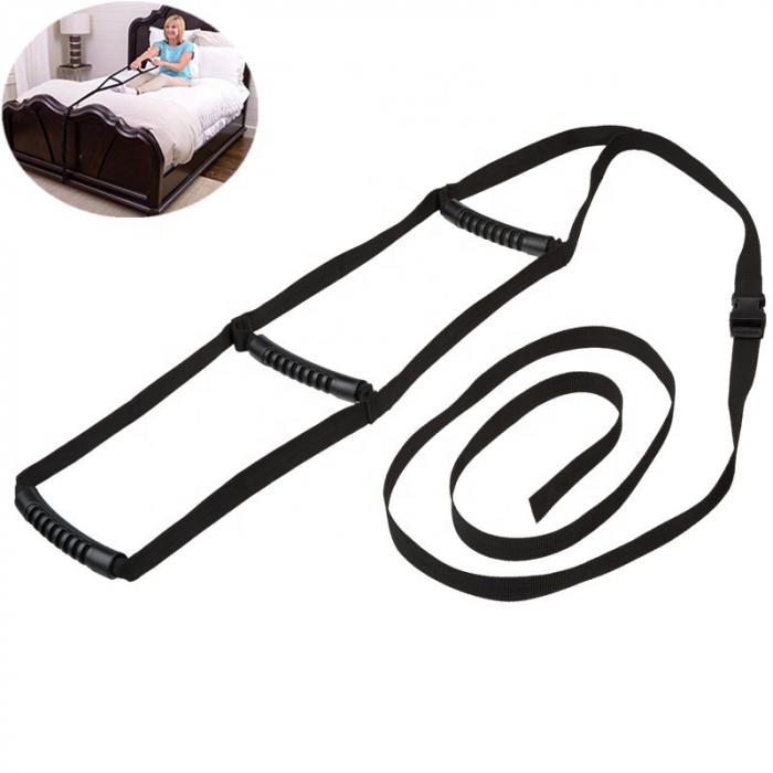 Scara ajutatoare pentru ridicare din pat, 147 x 16 cm [0]