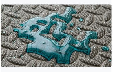 Covoras moale puzzle 4 bucati extra groase, 60*60*2.5 cm, Diverse culori [3]