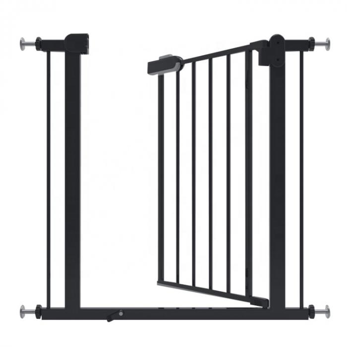 Poarta de siguranta pentru copii, ce poate fi montata la usi sau scari 2