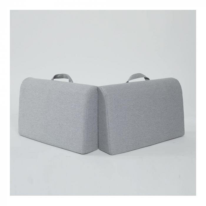 Protectie pat copil, pliabila si super portabila, H 30 cm, Diverse dimensiuni [15]