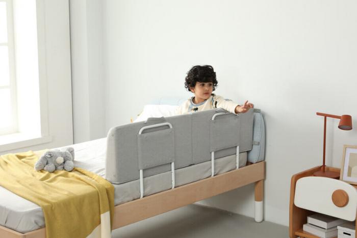 Protectie pat copil, pliabila si super portabila, H 30 cm, Diverse dimensiuni [5]